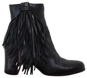 3e4465d8b7f Christian Louboutin Black Boots - Up to 70% off at Tradesy