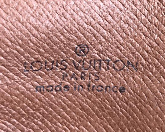 Louis Vuitton Flap monogram Clutch