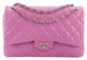102096c671b0 Purple Chanel Bags - Up to 90% off at Tradesy