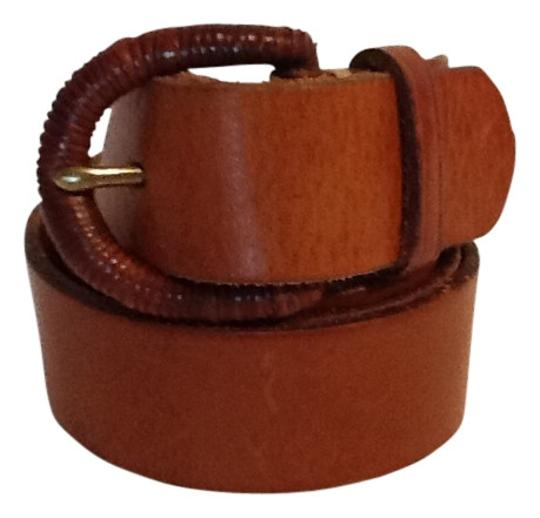 Lauren Ralph Lauren Ralph Lauren Brown Leather Belt