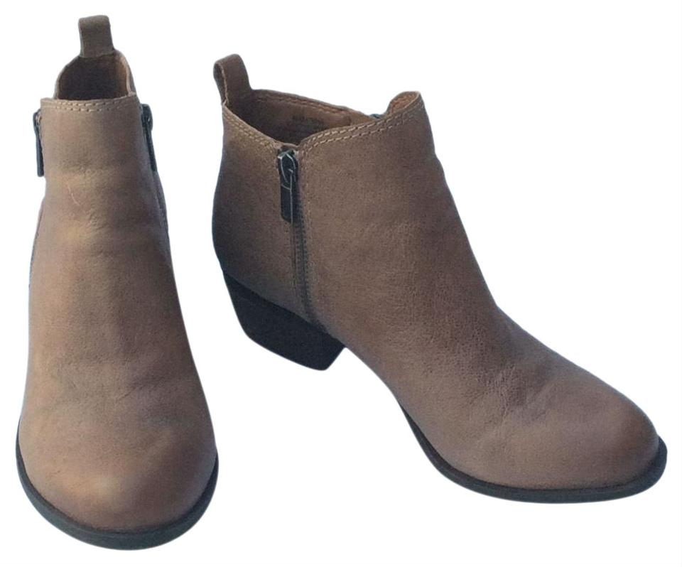 80993367311b Lucky Brand Grout Basel Tumbled Leather Boots/Booties Size US 6.5 ...