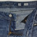 Miss Me Blue Distressed Boot Cut Jeans Size 29 (6, M) Miss Me Blue Distressed Boot Cut Jeans Size 29 (6, M) Image 4