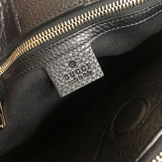 Gucci Satchel in Black Image 3