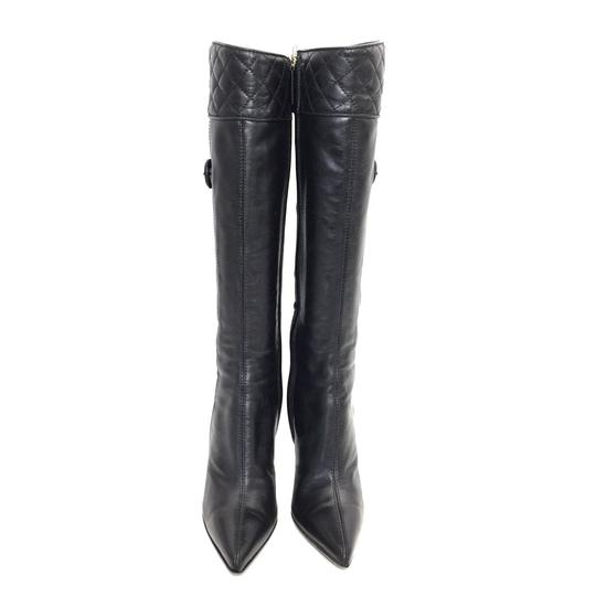 Burberry Black Boots Image 4