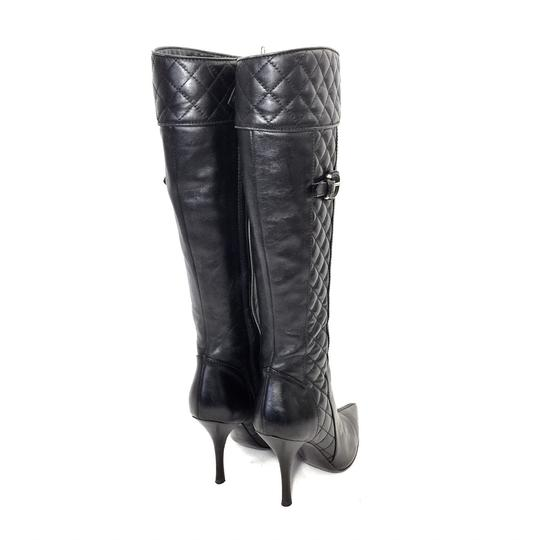 Burberry Black Boots Image 9