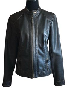G.H. Bass & Co. Leather Jacket