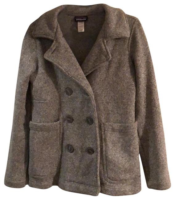 Item - Gray Better Sweater Coat Size 8 (M)