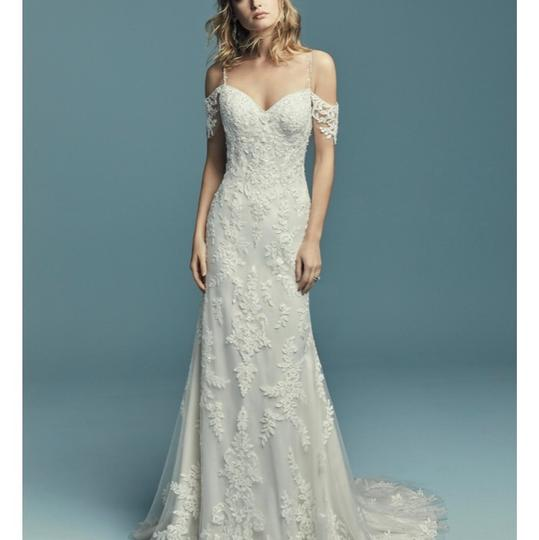 Preload https://img-static.tradesy.com/item/24786761/maggie-sottero-ivory-over-soft-blush-lacetulle-angelica-gown-feminine-wedding-dress-size-2-xs-0-2-540-540.jpg