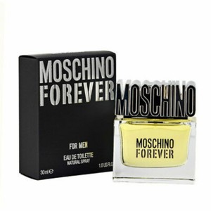 Moschino FOREVER BY MOSCHINO FOR MEN-EDT-SPRAY-1.0 OZ-30 ML-AUTHENTIC-MADE IN ITALY