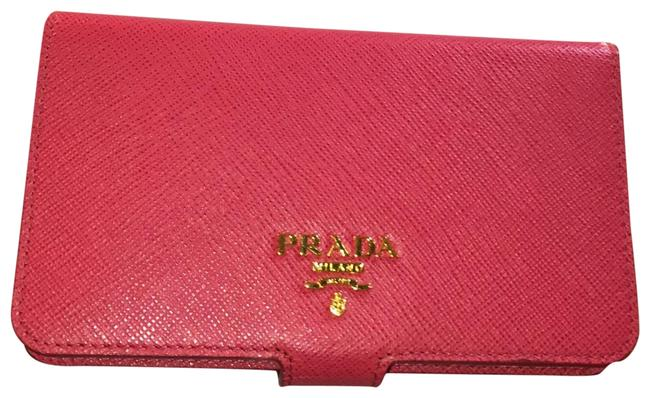 Item - Peonia Saffiano Metal Tech Accessory