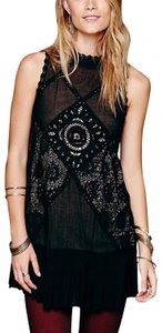 Free People short dress Black. on Tradesy