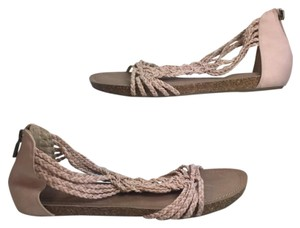 Adam Tucker by Me Too blush pink Sandals