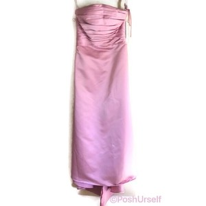 Bill Levkoff E.berry676 Polyester Traditional Bridesmaid/Mob Dress Size 10 (M)