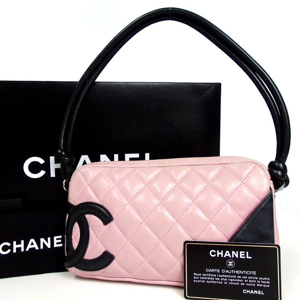 11e40aeb07ac Chanel Quilted Cambon Leather Crossbody Shoulder Bag Image 9. 12345678910