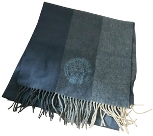 Versace Collection Versace Wool Scarf