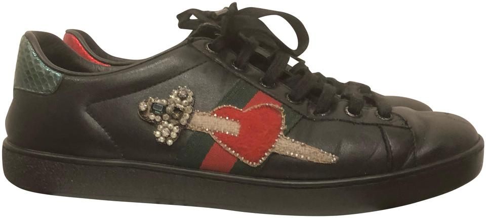 59ea1a4cf Gucci Ace Embroidered Sneakers Size US 8.5 Regular (M, B) - Tradesy