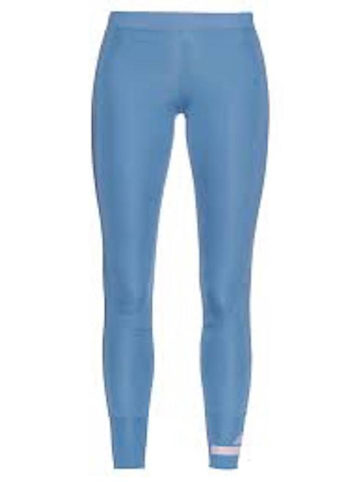 new arrival d8b8a f82c0 adidas By Stella McCartney Blue Women's 7/8 Performance Activewear Bottoms  Size 8 (M, 29, 30) 61% off retail