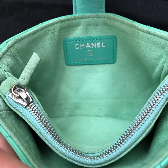 Chanel GUC Chanel quilted mobile iphone case & wallet & mini clutch