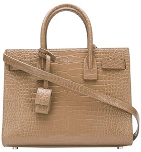 ecf77096a111 Saint Laurent Sac De Jour Beige Bags - Up to 70% off at Tradesy