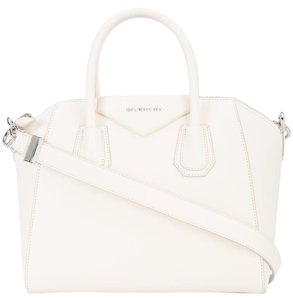 Added to Shopping Bag. Givenchy Antigona Top Handle Tote Metallic Shoulder  Bag. Givenchy Antigona Small Sugar Handle Duffel Tote Off White Leather ... 818aab9ce8968