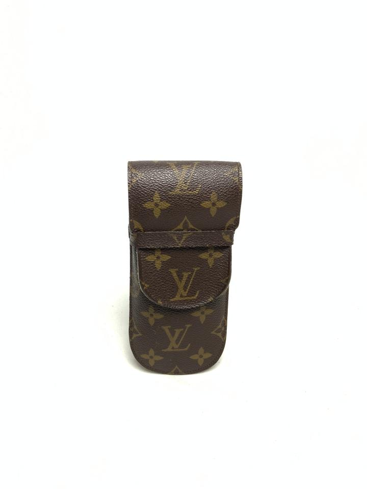 02a658a7c100 Louis Vuitton LOUIS VUITTON MONOGRAM SUNGLASSES CASE GM Image 0 ...