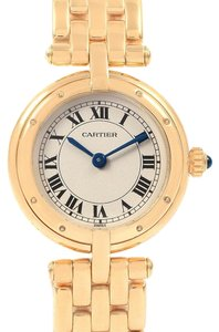 Cartier Cartier Panthere Vendome 18K Yellow Gold Ladies Watch 6692