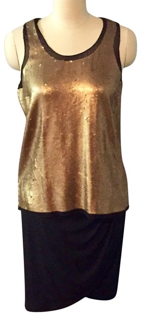 Item - Sequin Fashion Gold Top