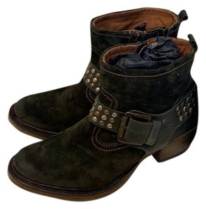 Josef Seibel forest green Boots
