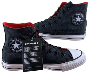 Converse Black and Red Athletic