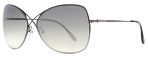 Tom Ford Butterfly Style Women's TF250 08C Grey Gradient Lens Sunglasses