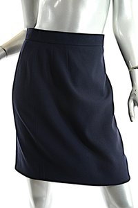 Chanel Boutique Skirt Navy