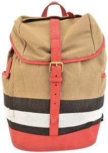 f93fe09981e7 Red Burberry Backpacks - Up to 90% off at Tradesy
