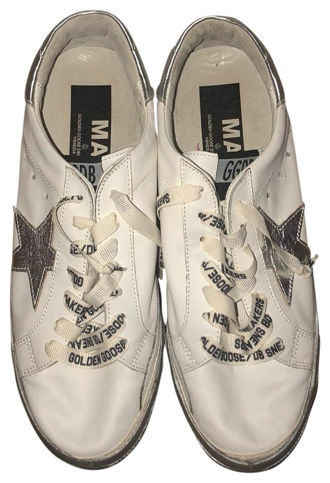 54f44080f1f2 Golden Goose Deluxe Brand May Sneakers 40 Sneakers. Size  US 10 ...