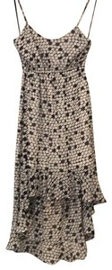 Romeo & Juliet Couture short dress navy / white dots on Tradesy