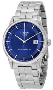 Tissot Luxury Automatic Swiss Made Stainless Steel Men's Watch