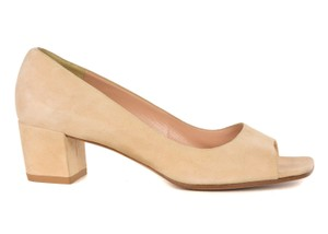 Gianvito Rossi ivory Pumps