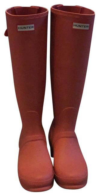 Item - Coral Boots/Booties Size US 8 Regular (M, B)