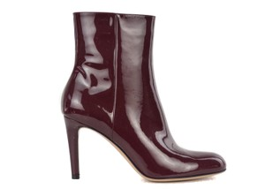 Gianvito Rossi Burgundy Boots