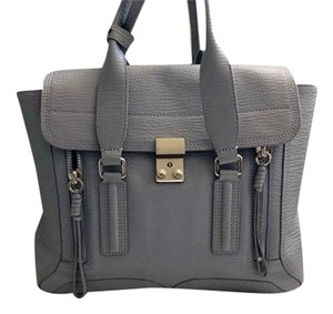 3.1 Phillip Lim Tote in dusty blue