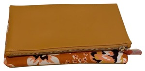 Rachel Pally yellow and floral Clutch