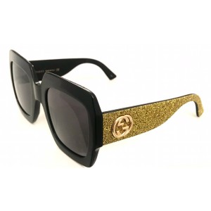 066bfce1806 Yellow Gucci Sunglasses - Up to 70% off at Tradesy