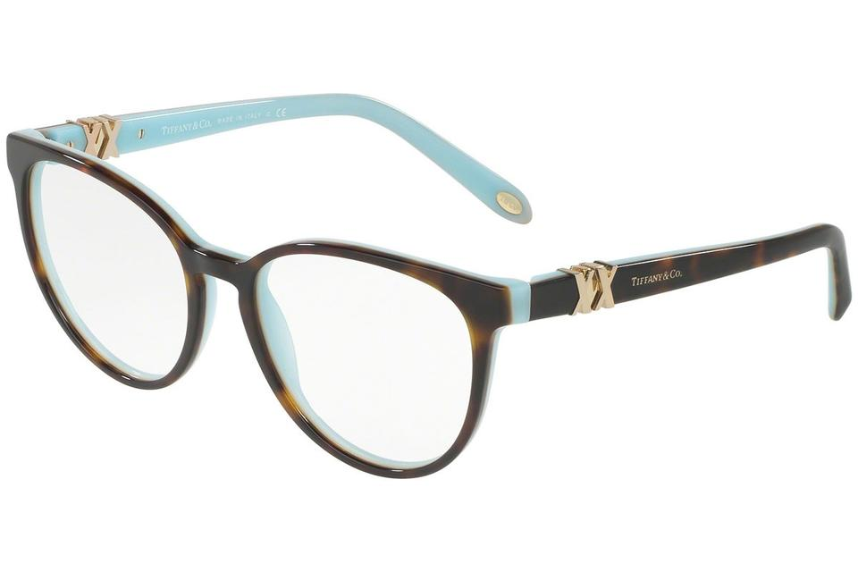 27ce753ce5a39 Tiffany   Co. TF2138 8134 51mm RX Prescription Eyeglasses Frames Italy  Image 0 ...