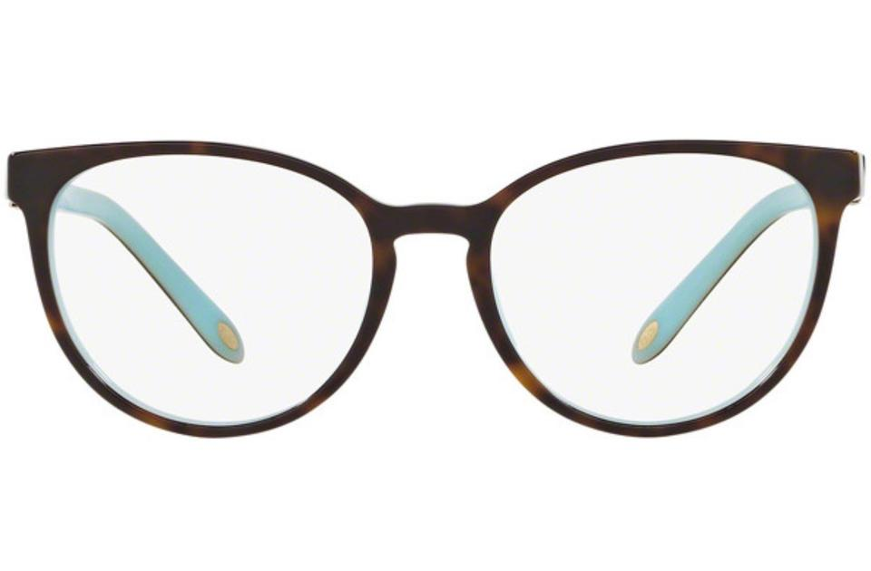 f37c8f36b38cf Tiffany   Co. TF2138 8134 51mm RX Prescription Eyeglasses Frames Italy  Image 3. 1234