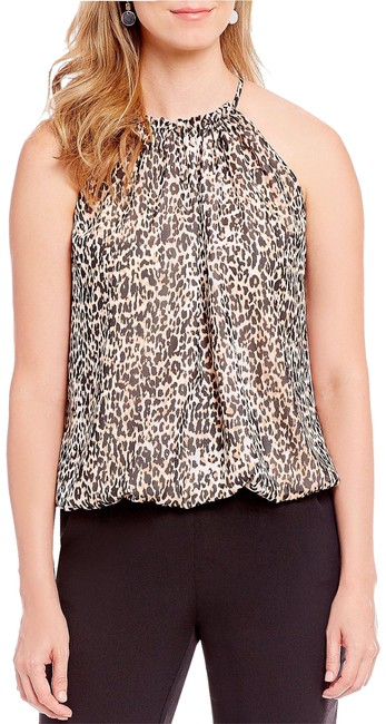 Item - New Animal Printed Halter Blouse Size 8 (M)