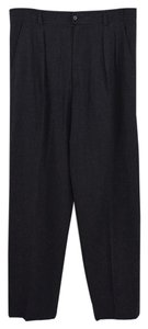 Saint Laurent Fall Winter Luxury Wool Spring Trouser Pants Grey