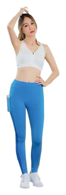 Item - Blue With Pocket Activewear Bottoms Size 8 (M, 29, 30)