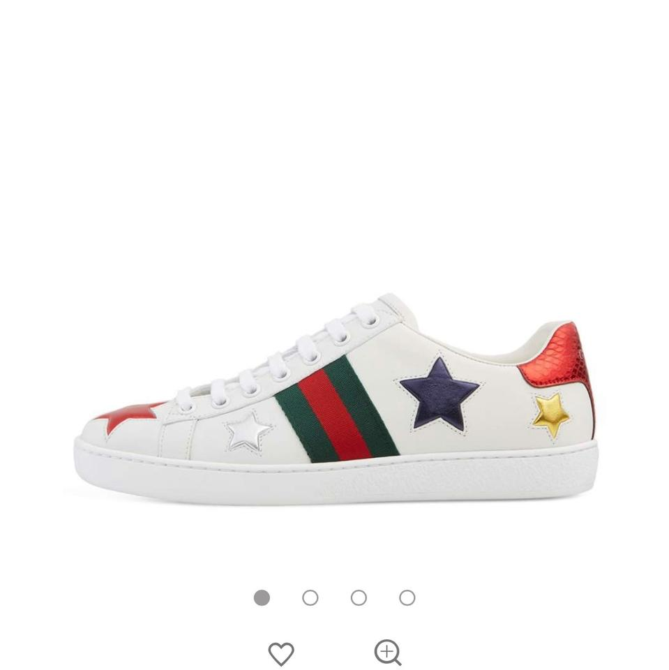 a0cd682c0b3 Gucci Ace Star Sneakers 39 Sneakers Size US 9 Regular (M
