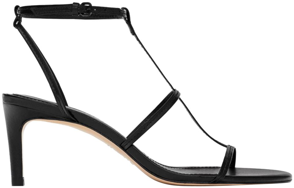 speical offer limited guantity sale Leather Strappy Heel Sandals
