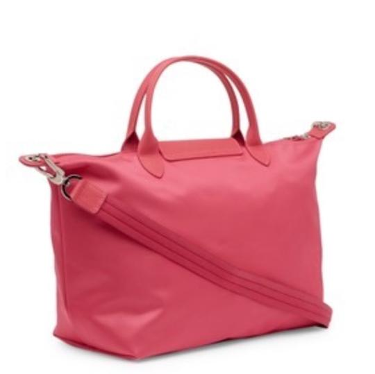 Longchamp Tote in Pink Image 1