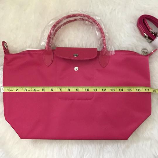 Longchamp Tote in Pink Image 4